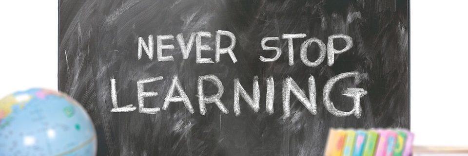Osaamisen kehittäminen kannattaa aina.